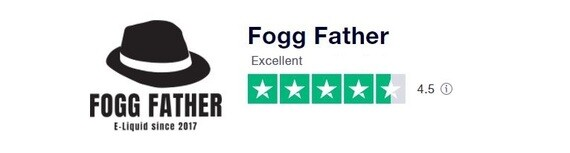 Fogg Father Rated Excellent on Trustpilot